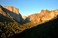 Tunnel View, Afternoon