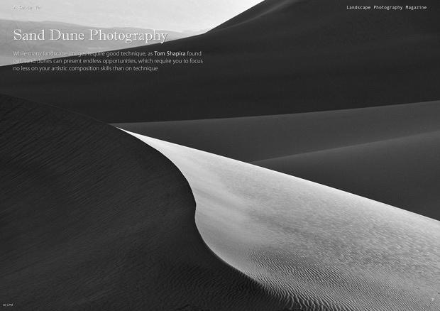 LPM - Sand Dunes Photography